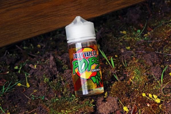 Liquid Fundrum - Lolly Vape Pops 80ml/100ml