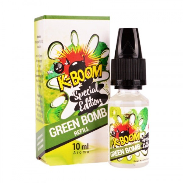 Aroma Green Bomb - K-Boom Special Edition