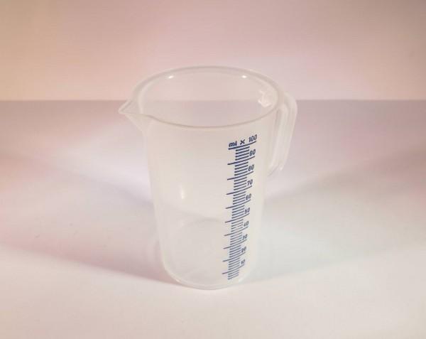 Messbecher 100 ml mit Henkel