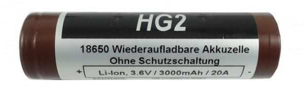 LG HG2 - 3000 mAh - 18650