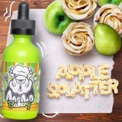 Liquid Apple Splatter - Momo Bakery 50ml/60ml