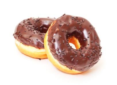 Aroma Chocolate Glazed Doughnut (FA)