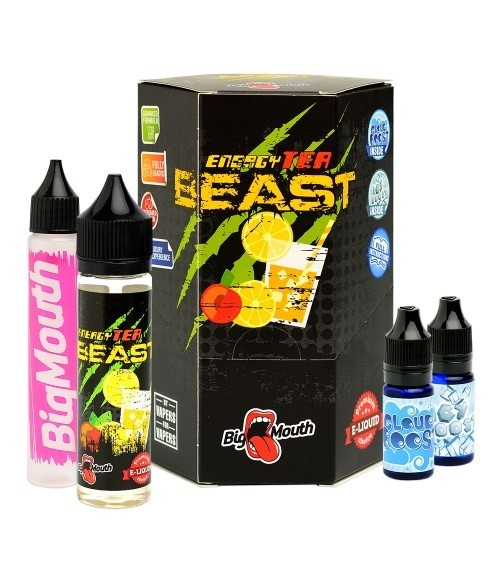 Liquid Beast Energy Tea - Big Mouth 60ml