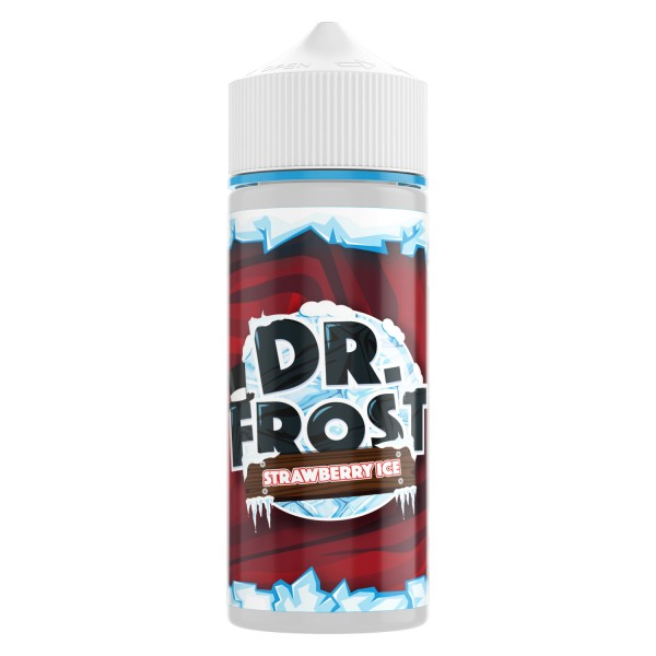 Liquid Strawberry Ice - Dr. Frost