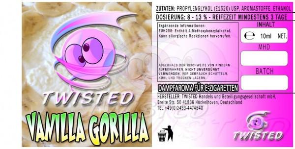 Aroma Vanilla Gorilla