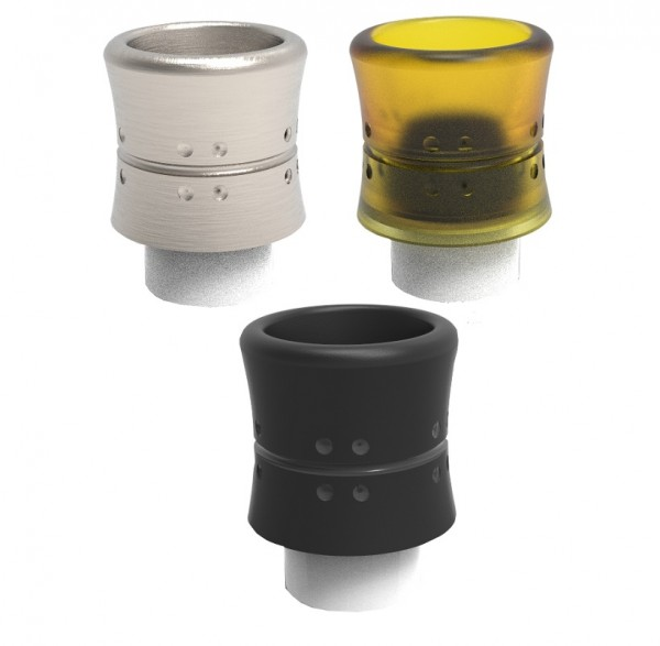 Jigsaw Mini Drip Tip - Double Dot