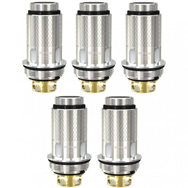 5 Wismec WL01 Coils