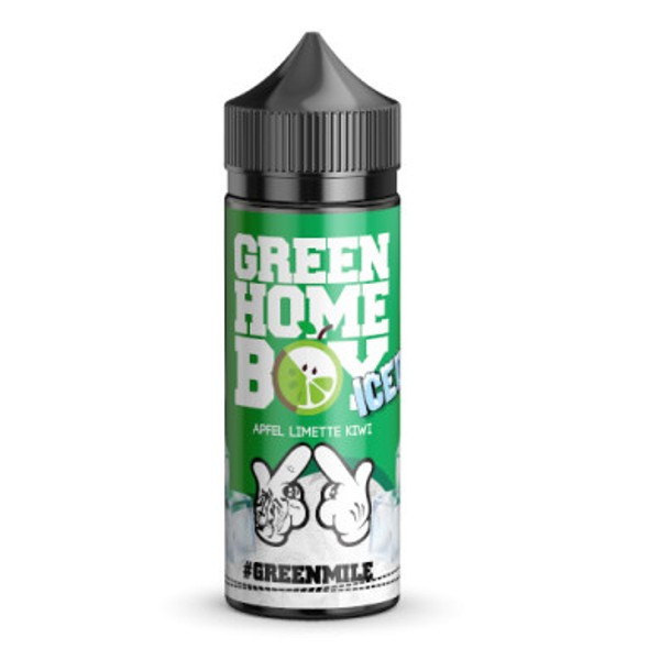 Aroma Green Homeboy ICED Limited Edition