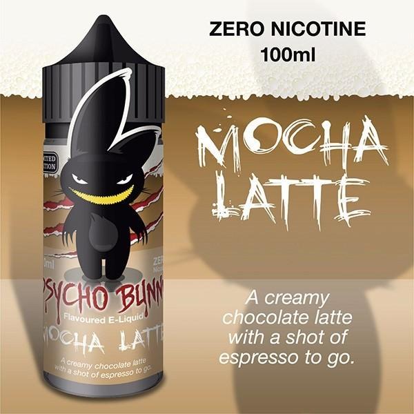 Liquid Mocha Latte - Psycho Bunny 100ml/120ml