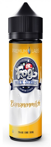 Liquid Bananenmilch - Dr. Fog
