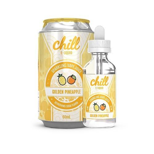 Liquid Golden Pineapple - Chill 50ml/60ml