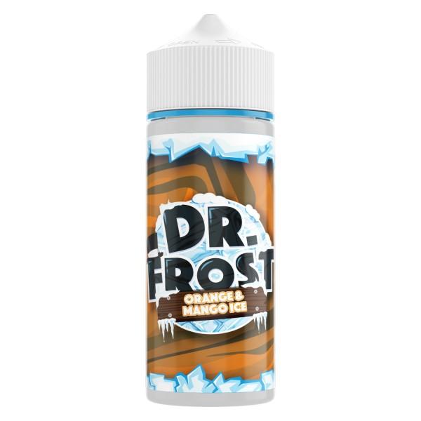 Liquid Orange Mango Ice - Dr. Frost