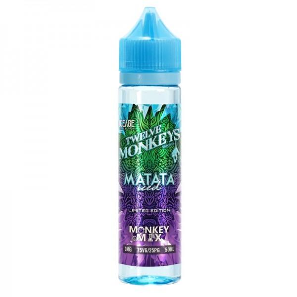 Liquid IceAge Matata ICED - Twelve Monkeys 50ml/60ml