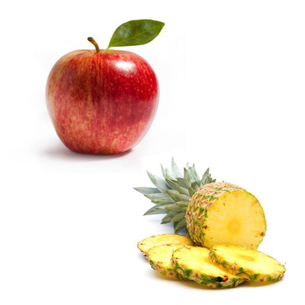 Aroma Apfel-Ananas