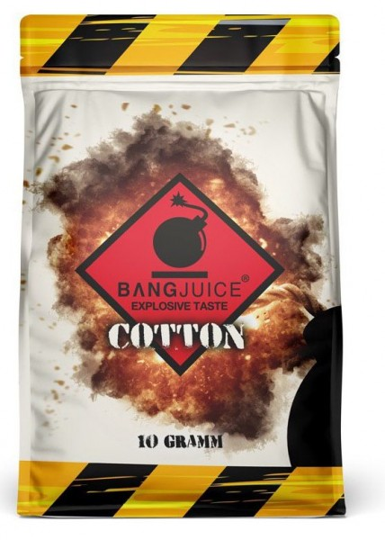 Bang Juice Cotton - Wickelwatte