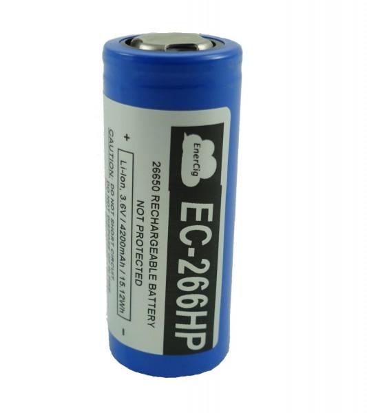 Enercig EC-26650HP 4200mAh - 20A - Raised Top