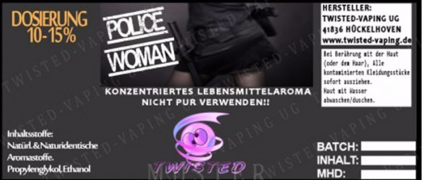 Aroma Police Woman