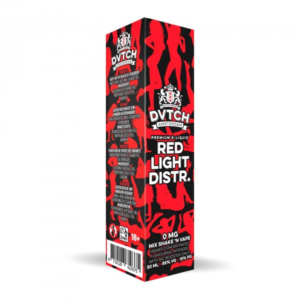 Liquid Red Light District - DVTCH Amsterdam