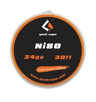 GeekVape Ni80 Wire - 9m