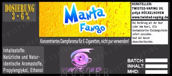 Aroma Manta Fango