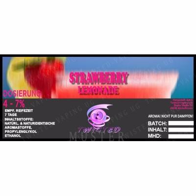 Aroma Strawberry Lemonade