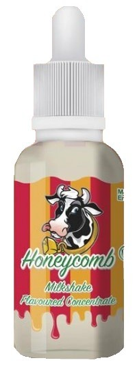 Aroma Honeycomb Milkshake V2