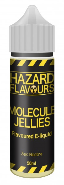 Liquid Molecule Jellies - Hazard 50ml/60ml