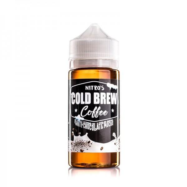 Liquid White Chocolate Mocha - Nitros Cold Brew Coffee 100ml/120ml
