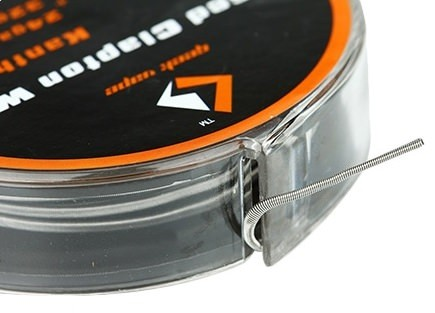 GeekVape Fused Clapton Wire - Kanthal A1 - 3m