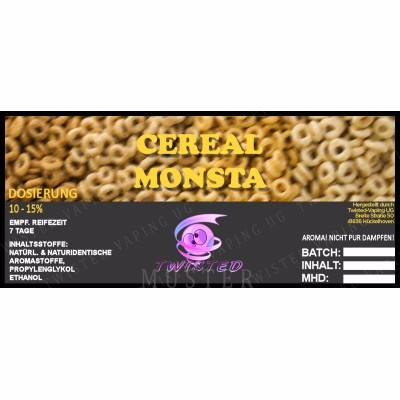 Aroma Cereal Monsta