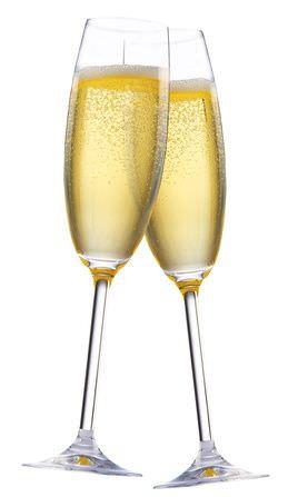 Champagne Prosecco Glasses