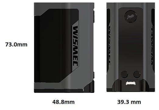 Wismec Reuleaux RX GEN3 Mod