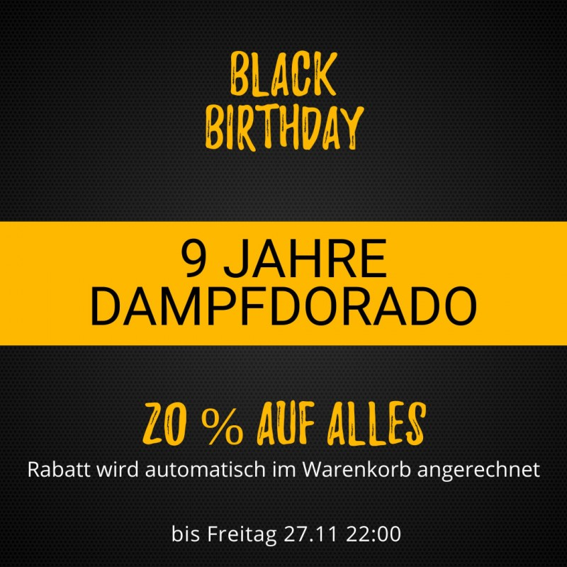 Black Birthday
