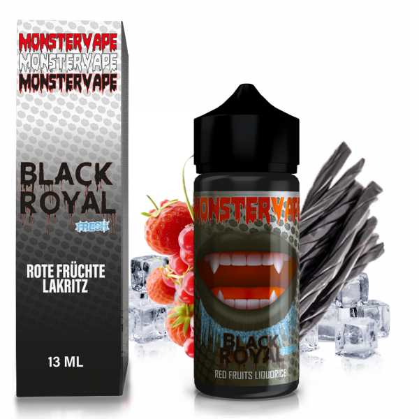 Aroma Black Royal Fresh