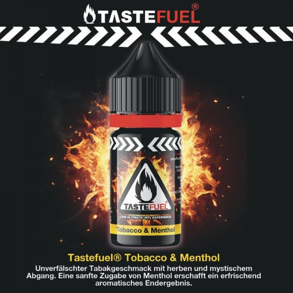 Aroma Tobacco and Menthol