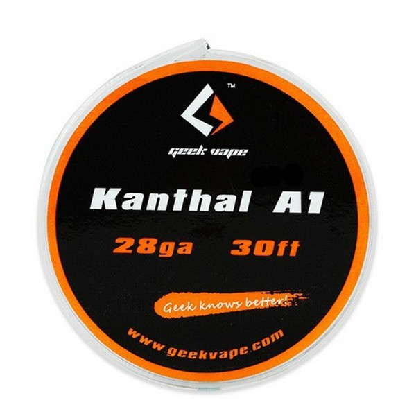 GeekVape Kanthal A1 Wire - 9m