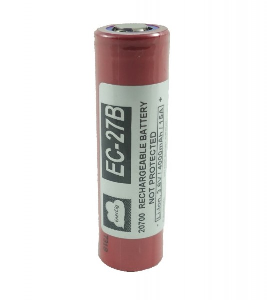 Enercig - EC-27B - 20700 - 4000mAh - Raised Top