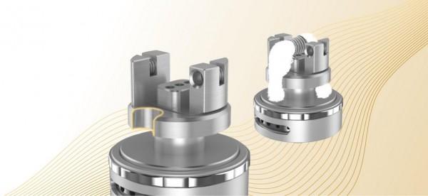 Digiflavor Siren V2 MTL RTA  (4,5ml)