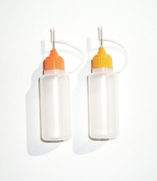 20 ml Flasche (PE) mit Nadelaufsatz