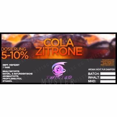 Aroma Cola Zitrone
