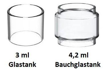 Aspire Cleito 120 Pro Ersatztank (3ml/4,2ml)