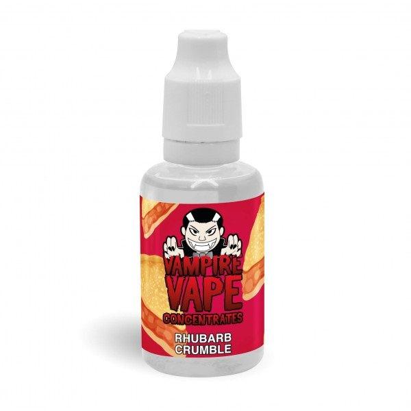 Aroma Rhubard Crumble