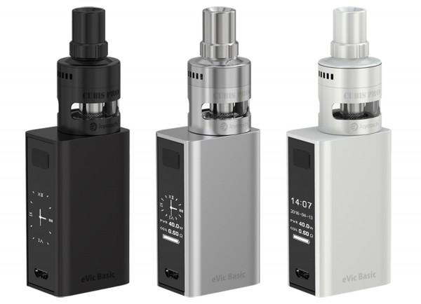 Joyetech eVic Basic Cubis Pro Mini Set 1500 mAh
