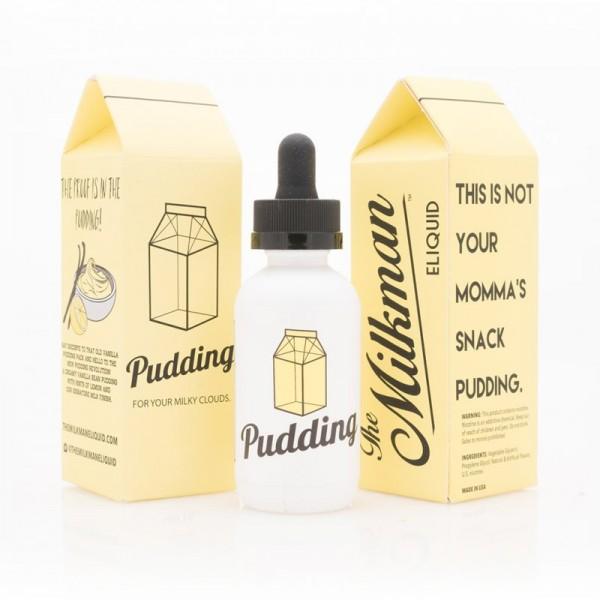 Liquid Pudding - The Milkman 50ml/60ml
