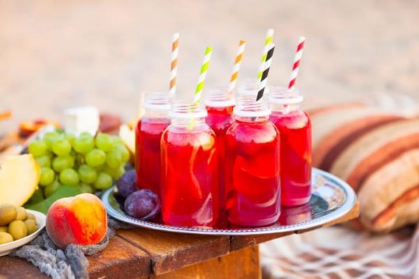 Liquid Grape Slushy