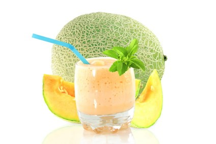 Aroma Melon-Smoothie o. Farbstoff