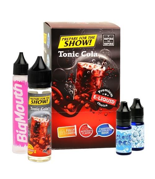 Liquid Tonic Cola - Big Mouth 60ml