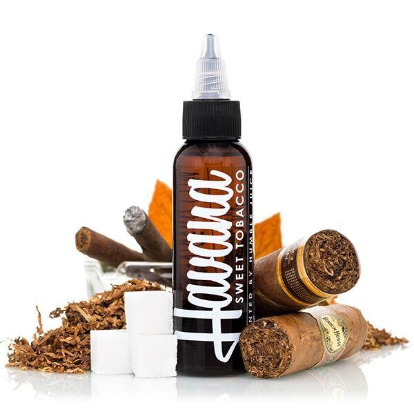 Liquid Sweet Tobacco - Havana Juice 100ml Plus