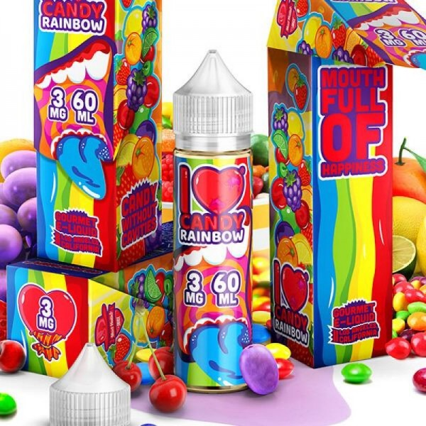 Liquid Rainbow - I Love Candy 50ml/60ml