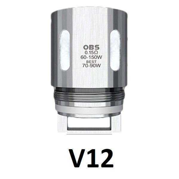 3 OBS V Tank OCC Coils V4/V8/V10/V12